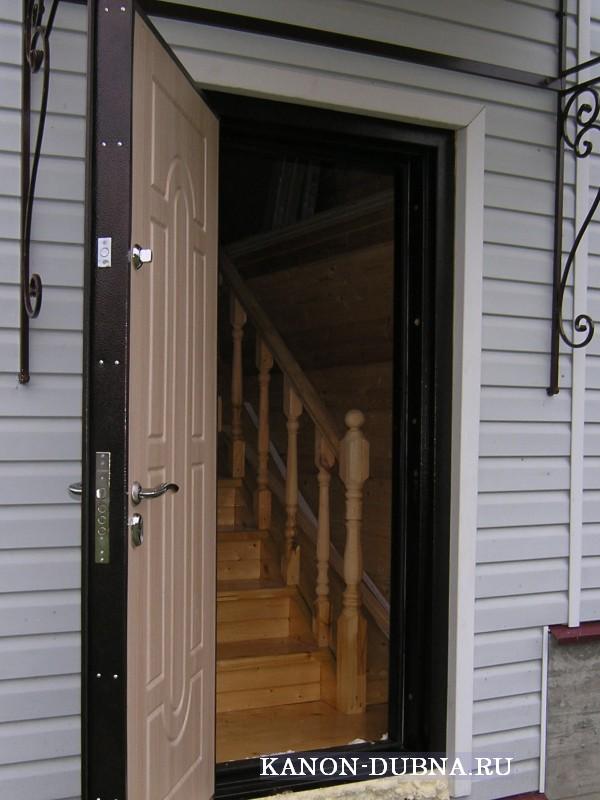 дверь входная г дубна