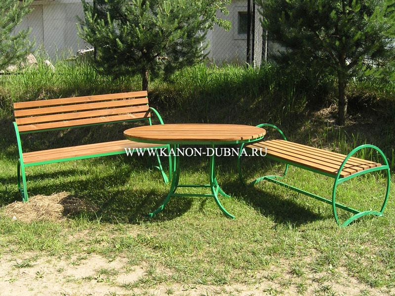 Садовая мебель своими руками - удачные самоделки (58 фото)