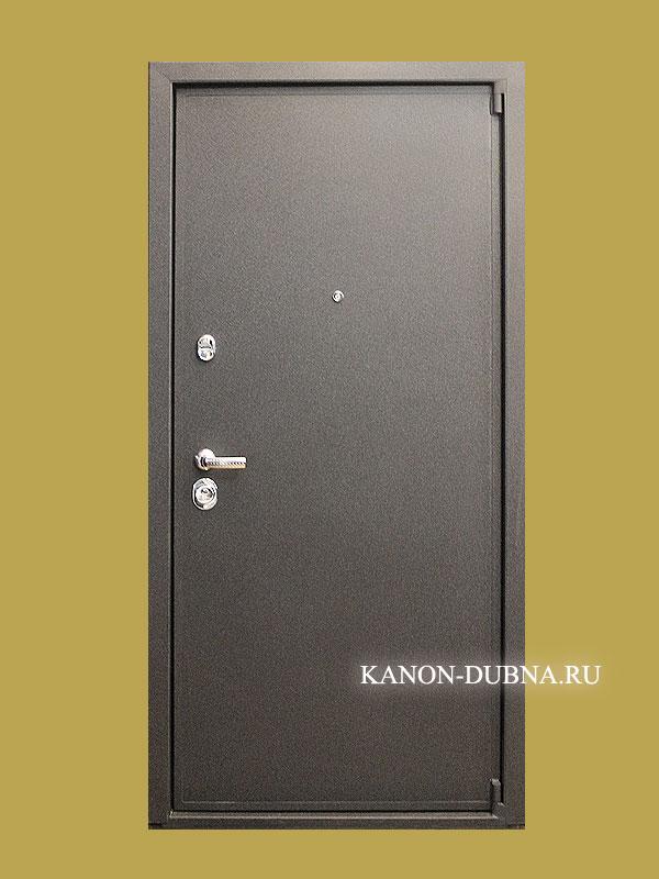дверь металлическая входная дубна